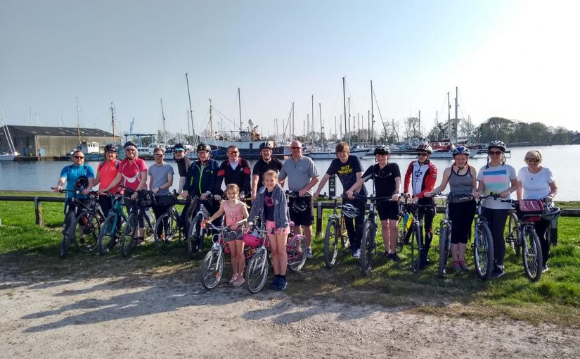 National Finals Fund Raising – Sponsored Bike Ride